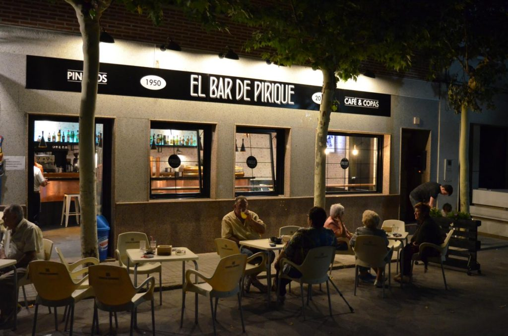 bar pirique coca segovia proyecto reforma interiores creativos