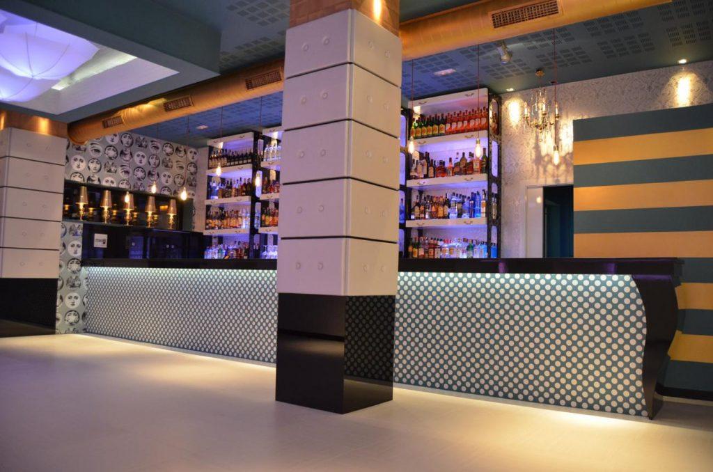 café bar de copas trabalenguas medina del campo valladolid proyecto reforma interiores creativos