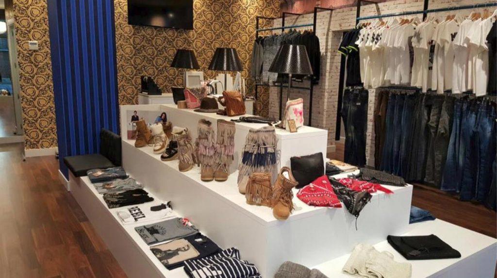 tienda de ropa moda bulq palencia proyecto reforma interiores creativos