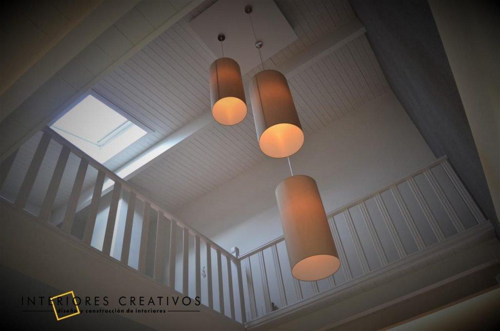 cabezon de pisuerga reforma salón proyecto decoración interiores creativos