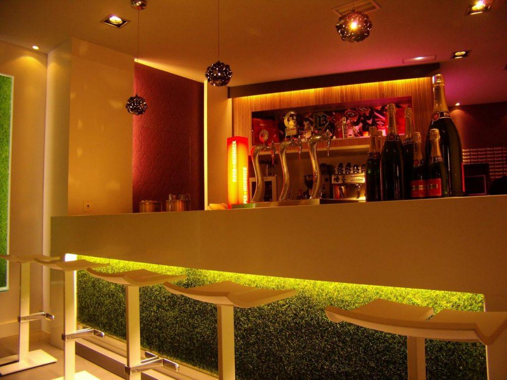 proyecto reforma bar cafetería loft valladolid interiores creativos