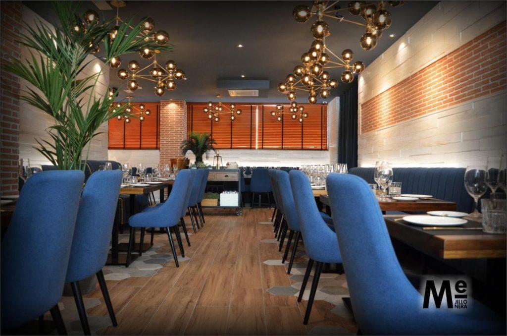 restaurante mejillonera medina del campo valladolid proyecto de reforma interiores creativos